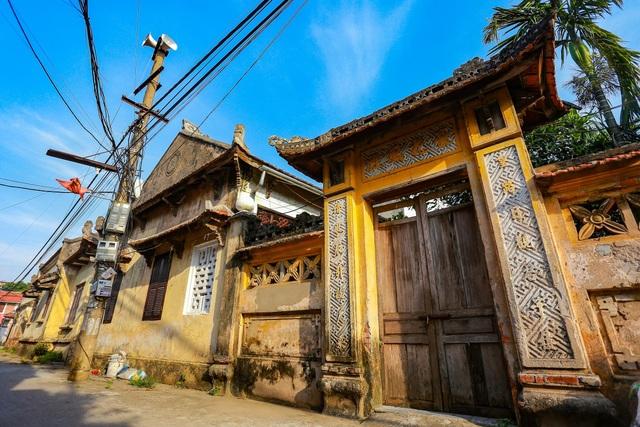 """Ngôi làng toàn biệt thự Pháp cổ của những thợ may """"đệ nhất Hà Thành"""" xưa - 14"""