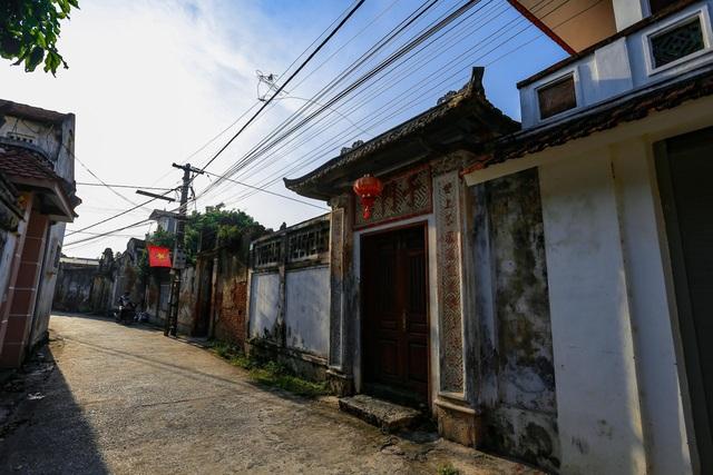 """Ngôi làng toàn biệt thự Pháp cổ của những thợ may """"đệ nhất Hà Thành"""" xưa - 15"""