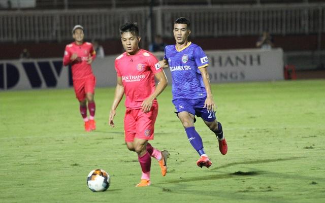 CLB Hà Nội và CLB TPHCM đua vô địch tại V-League 2020 - 2