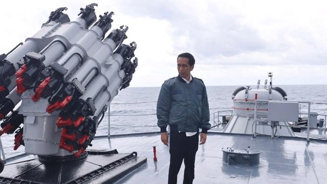 """Indonesia """"tố"""" Trung Quốc đe dọa các lợi ích ở Biển Đông - 1"""