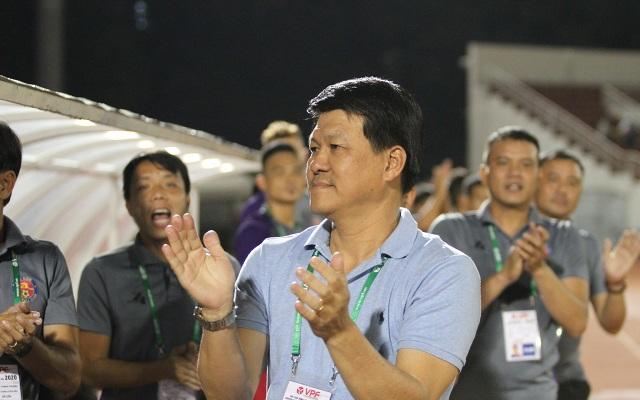 """Chủ tịch Sài Gòn FC: """"Bà Rịa Vũng Tàu sẽ khiến VFF và VPF sửa điều lệ"""" - 1"""