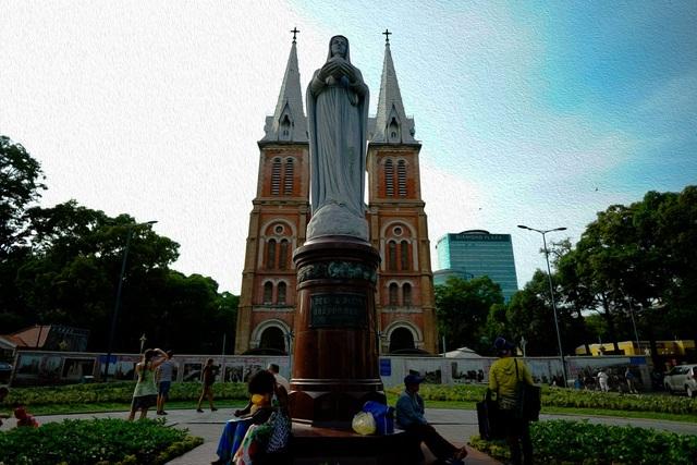 Nhà thờ Đức Bà Sài Gòn lọt top 19 thánh đường đẹp nhất thế giới - 3