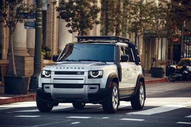 "Land Rover Defender 2020 ""hồi sinh"" sau 23 năm vắng bóng - 5"
