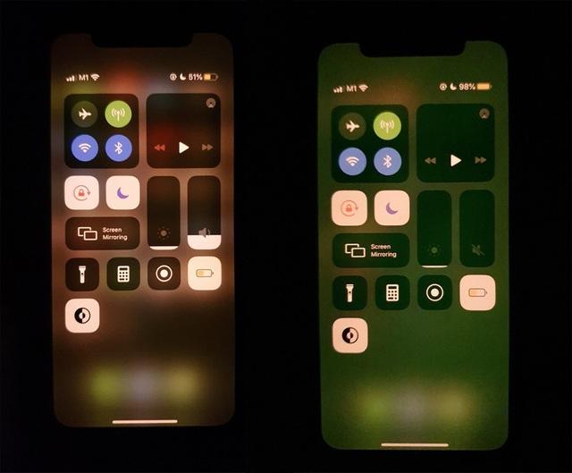 Một số iPhone 11 gặp sự cố màn hình xanh - 1