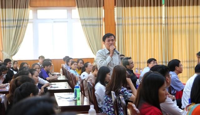 Cơ hội việc làm cho sinh viên đến từ thái độ, trách nhiệm, tính cống hiến - 5