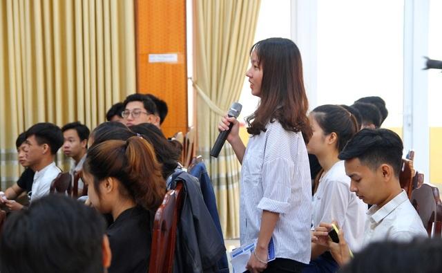 Cơ hội việc làm cho sinh viên đến từ thái độ, trách nhiệm, tính cống hiến - 2