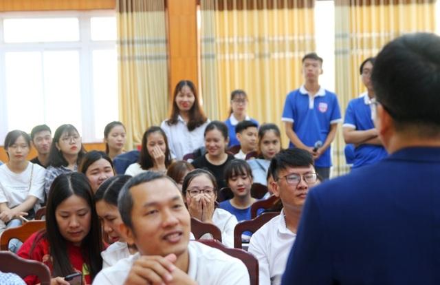 Cơ hội việc làm cho sinh viên đến từ thái độ, trách nhiệm, tính cống hiến - 6
