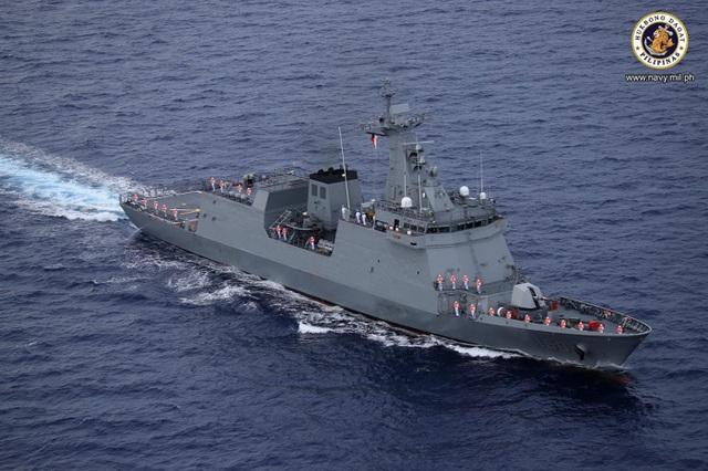 Philippines xích lại gần Mỹ, cảnh giác Trung Quốc bành trướng Biển Đông - 1