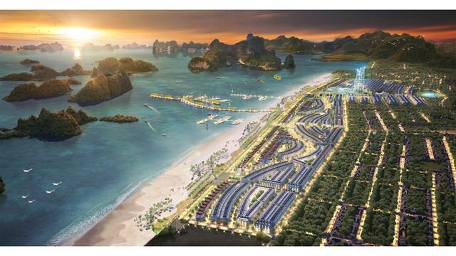 Bùng nổ giao dịch tại lễ mở bán dự án đất nền mặt biển Green Dragon City - 3