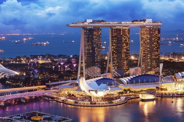 """Mỹ điều tra """"sòng bạc trên không"""" đẳng cấp thế giới của Singapore - 1"""