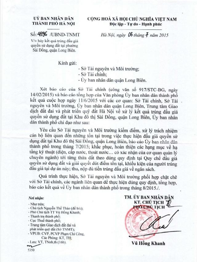 Hà Nội: 8 người dân vất vả đòi đất trúng đấu giá từ… 11 năm trước (!) - 2