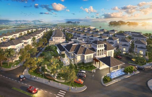 Trải nghiệm ALL IN ONE Grandbay Townhouse Hạ Long, Resort xanh bên Vịnh di sản - 1