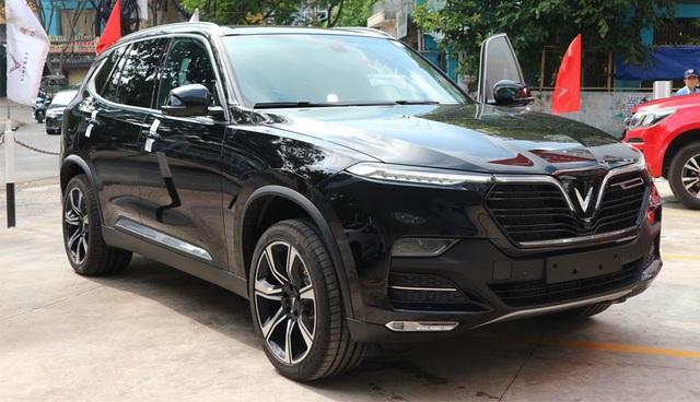 5 mẫu SUV đang xả hàng, được giảm giá gần 200 triệu đồng - 5