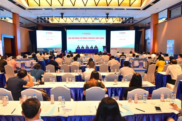 Đại hội đồng cổ đông thường niên 2020: PVOIL nỗ lực vượt khó khăn, giảm thiểu thiệt hại từ đại dịch Covid-19 - 1