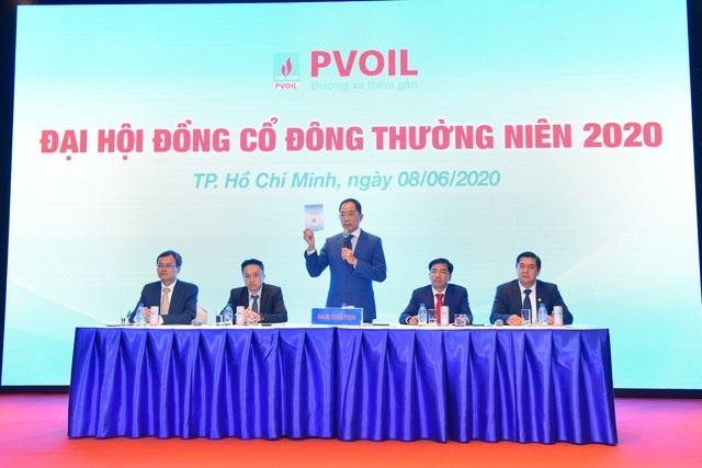 Đại hội đồng cổ đông thường niên 2020: PVOIL nỗ lực vượt khó khăn, giảm thiểu thiệt hại từ đại dịch Covid-19 - 2