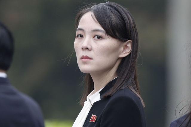 Em gái ông Kim Jong-un trở thành nhân vật quyền lực số 2 Triều Tiên? - 1