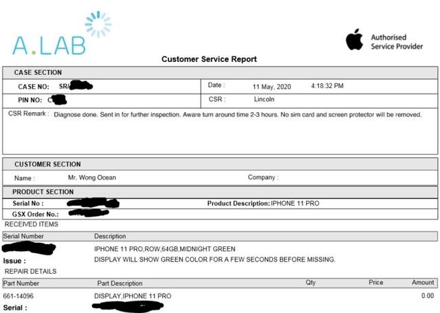 """Apple xác nhận lỗi """"màn hình xanh"""" trên iPhone, hứa thay miễn phí - 2"""