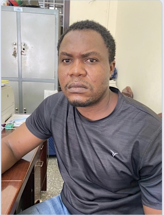 7 người Nigeria trong đường dây lừa đảo 120 tỷ đồng bị bắt - 4