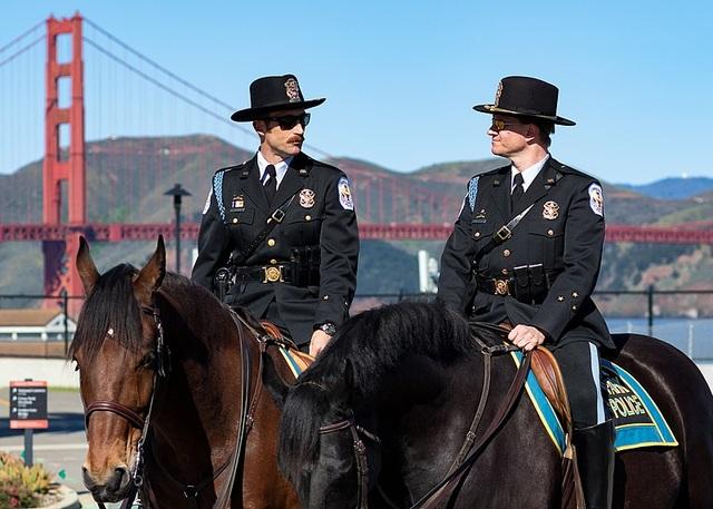 Các đội cảnh sát kỵ binh trên thế giới - 3
