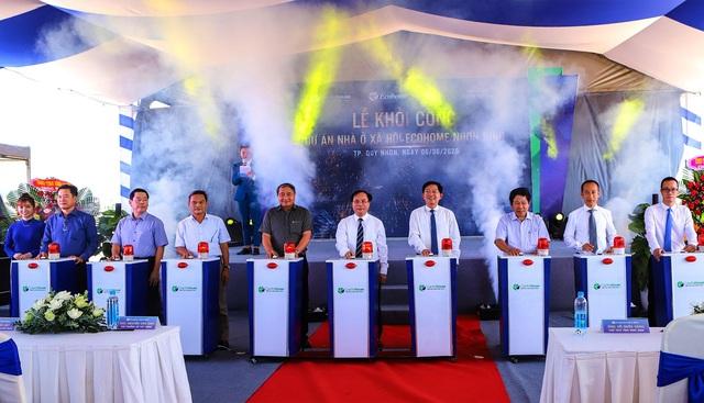 Capital House khởi công nhà ở xã hội chuẩn xanh quốc tế đầu tiên tại Quy Nhơn - 1