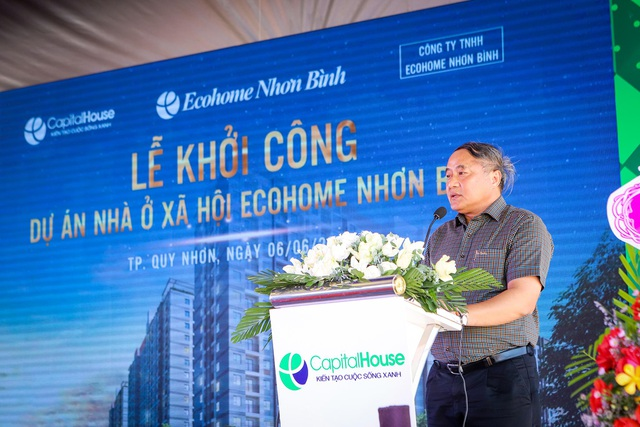 Capital House khởi công nhà ở xã hội chuẩn xanh quốc tế đầu tiên tại Quy Nhơn - 2