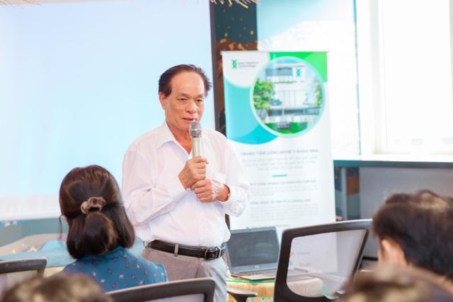 DNA Medical Technology ký hợp tác với Phòng khám Y khoa Hà Nội - 1