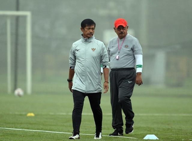 Bại tướng của HLV Park Hang Seo trở lại đội tuyển Indonesia - 1