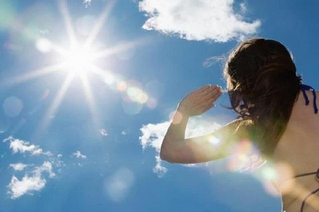 Tia cực tím ở mức nguy hiểm, chống nắng thế nào cho hiệu quả? - 1