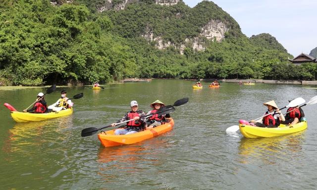 Chèo thuyền kayak khám phá di sản thế giới Tràng An - 6