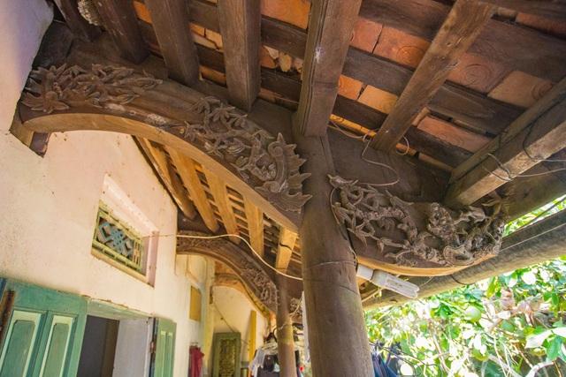 """Nhà 5 gian bằng gỗ lim nguyên khối của thợ may """"đệ nhất"""" Hà Thành xưa - 5"""