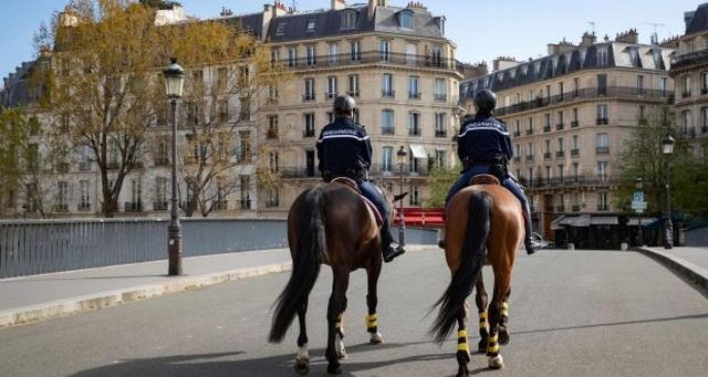 Các đội cảnh sát kỵ binh trên thế giới - 5