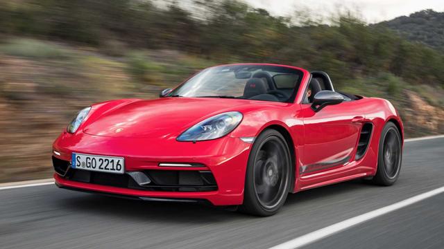 Điều ít biết về Porsche Boxster và Cayman - 2