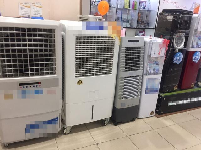 Dùng quạt điều hòa thay thế máy lạnh, máy điều hòa như thế nào?