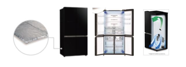 Hitachi ưu đãi khi mua sản phẩm tủ lạnh công nghệ ngăn chân không