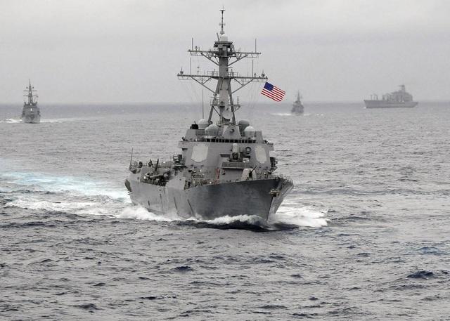 Chuyên gia quốc tế: Trung Quốc ngày càng hung hăng ở Biển Đông - 2