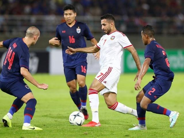 Đội tuyển Việt Nam thuận lợi ở cuộc đua ngôi đầu tại vòng loại World Cup - 2