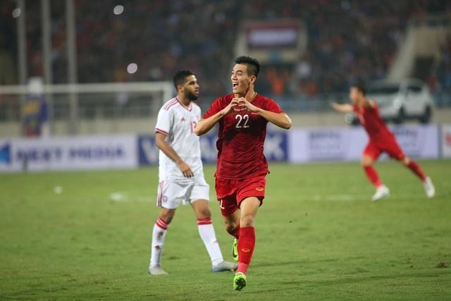 Đội tuyển Việt Nam thuận lợi ở cuộc đua ngôi đầu tại vòng loại World Cup - 3