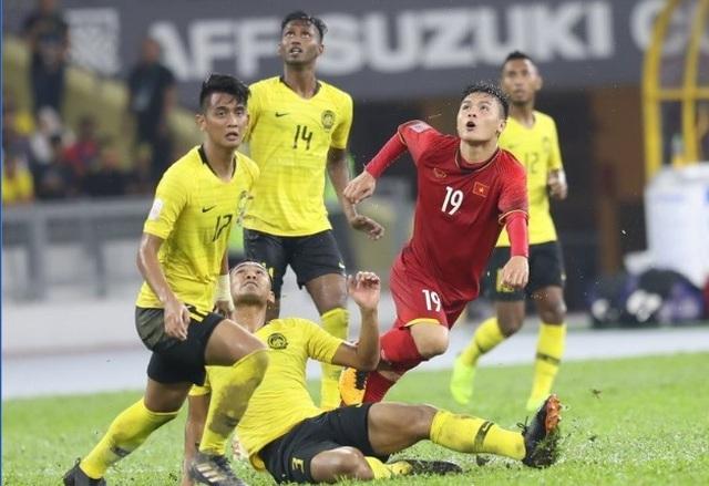 Đội tuyển Việt Nam thuận lợi ở cuộc đua ngôi đầu tại vòng loại World Cup - 1