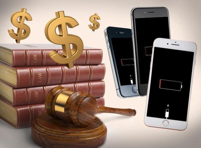 Apple bị kiện, đòi bồi thường… hơn 2 nghìn tỷ USD - 1