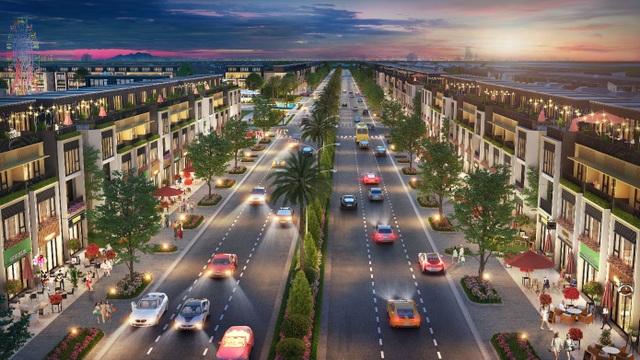 Gem Sky World làm nóng thị trường bất động sản khu Đông TP.HCM - 1