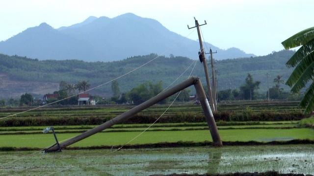 Lốc xoáy làm 80 ngôi nhà tốc mái, hàng chục ngàn hộ dân mất điện - 5