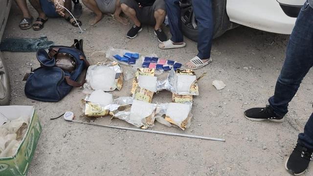 Hà Nội: Triệt phá đường dây buôn ma túy lớn liên tỉnh - 2