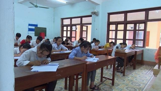 Quảng Bình tuyển sinh hơn 10.000 chỉ tiêu vào lớp 10 năm học 2020-2021 - 1