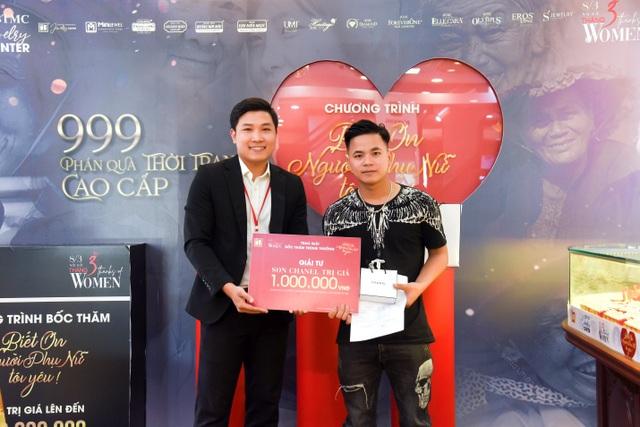 """Lễ trao thưởng chương trình """"Biết ơn người phụ nữ tôi yêu"""" Bảo Tín Minh Châu - 5"""