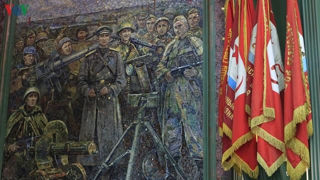 Các chiến sỹ Việt Nam tham gia Hồng quân Liên Xô được vinh danh - 1