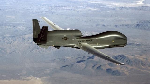 Mỹ điều Diều hâu tới Biển Đông đề phòng Trung Quốc - 1