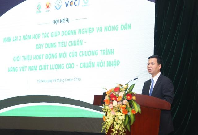 Người tiêu dùng trong nước phải được dùng hàng Việt Nam chất lượng cao - 1