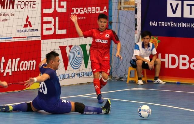 Xác định đủ 10 gương mặt tham dự VCK giải futsal vô địch quốc gia 2020 - 1