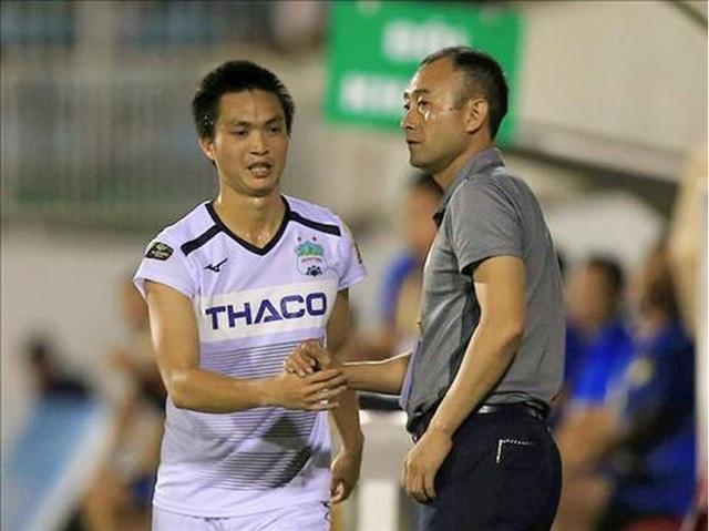 Tuấn Anh ghi bàn, HA Gia Lai đánh bại CLB Quảng Nam - 1