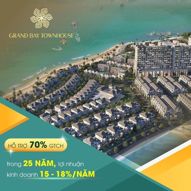 Mở bán đợt 2, Grand Bay Townhouse nhanh chóng thu hút nhiều nhà đầu tư - 2
